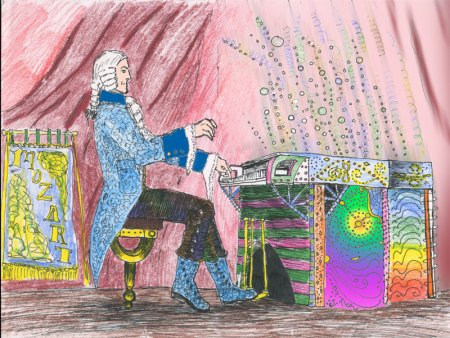 Mr Mozarts' Magical Melody