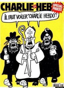 """Charlie Hebdo Should Be Veiled!:"